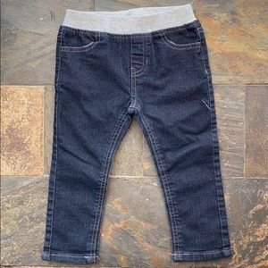 Nautica Baby Boy Stretch Denim Bottoms